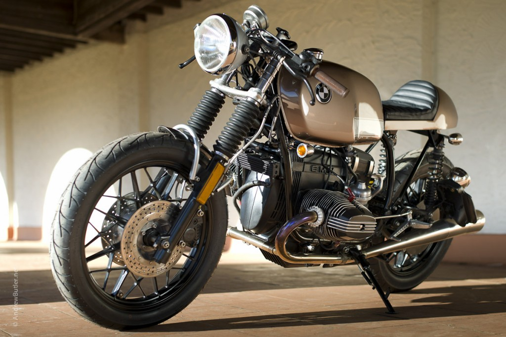 Amato BMW Cafe Racers RQ39
