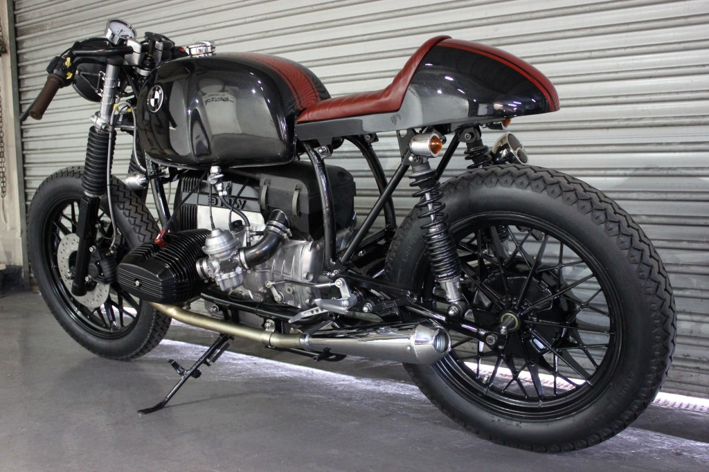 Black Jack Cafe Racer