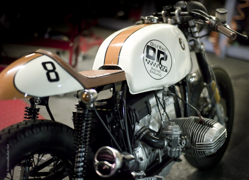 Populaire BMW Cafe Racers BI89