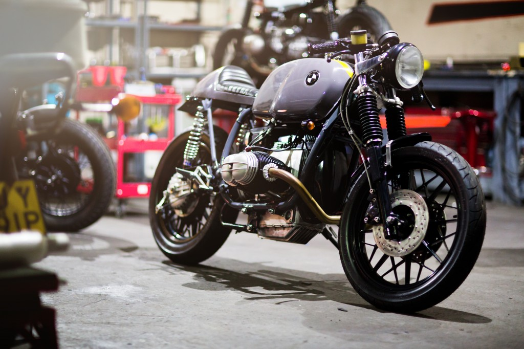 Fabulous BMW Cafe Racers CA17