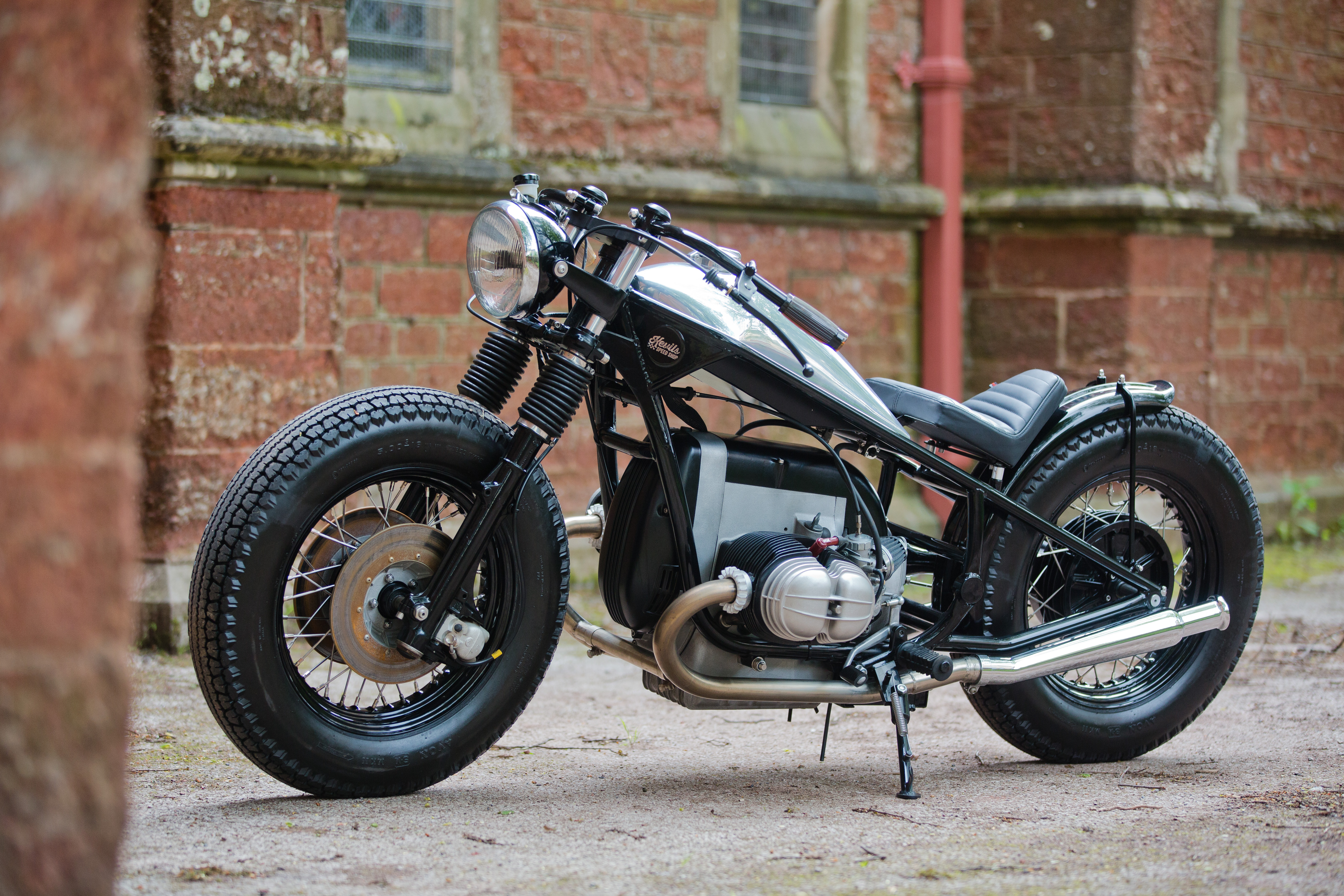 Bespoke One Off Bmw Cafe Racers Scrambler And Bobbers