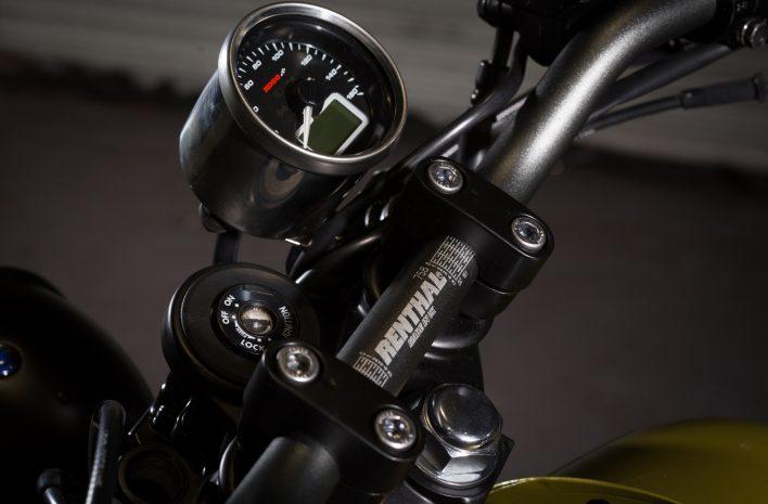 Yamaha Bespoke Custom Street Tracker Conversion
