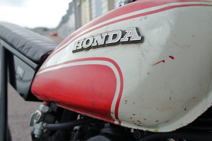 Honda FMX650 Blitz Motorcycle Style by Kevils
