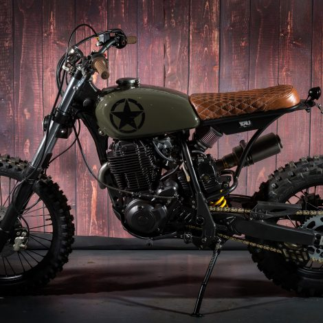 Kevils Moto #25