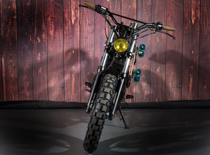 Honda Cbf250 Custom Motorcycle