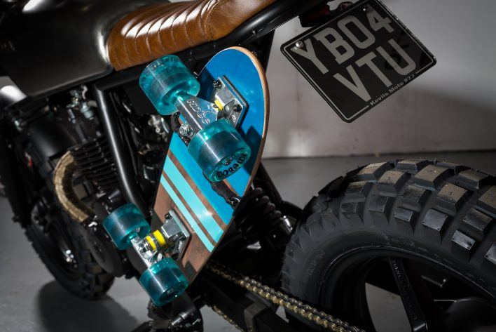 Honda CB250 Street Scrambler FOR SALE