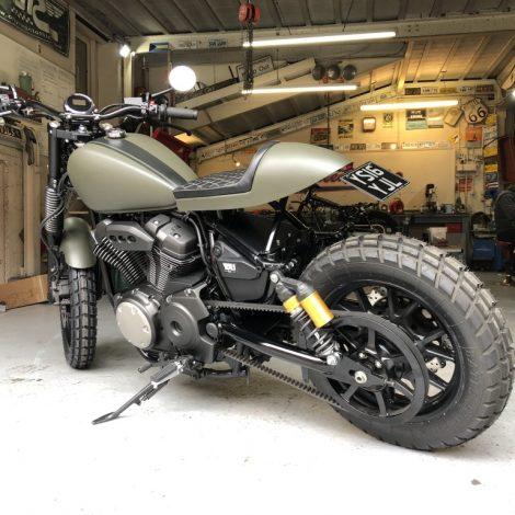 Kevils Yamaha 2016 XV950 Cafe Racer