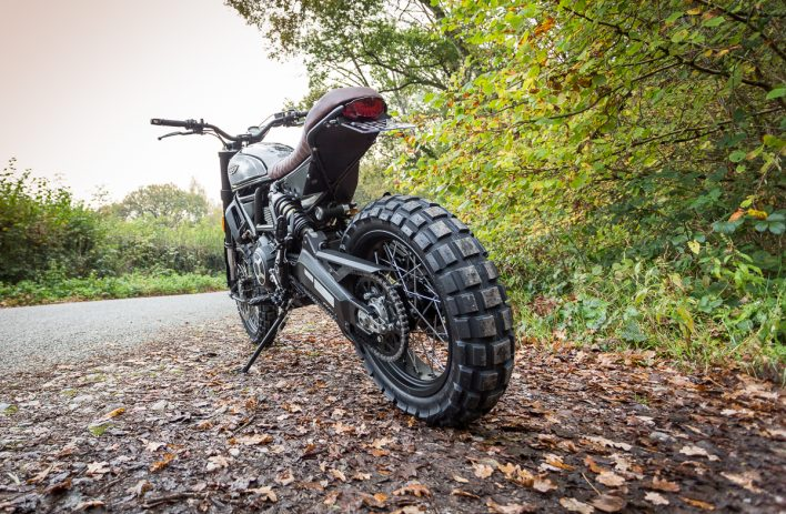 Bespoke One Off Bmw Cafe Racers Scrambler And Bobbers Built To Order