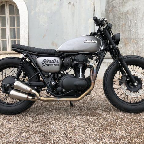 MOTO #36 – Kawasaki W800