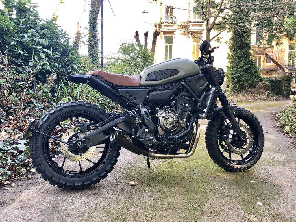 Cafe Racers, Scramblers, Customs & MOTO's by Kevil's Speed