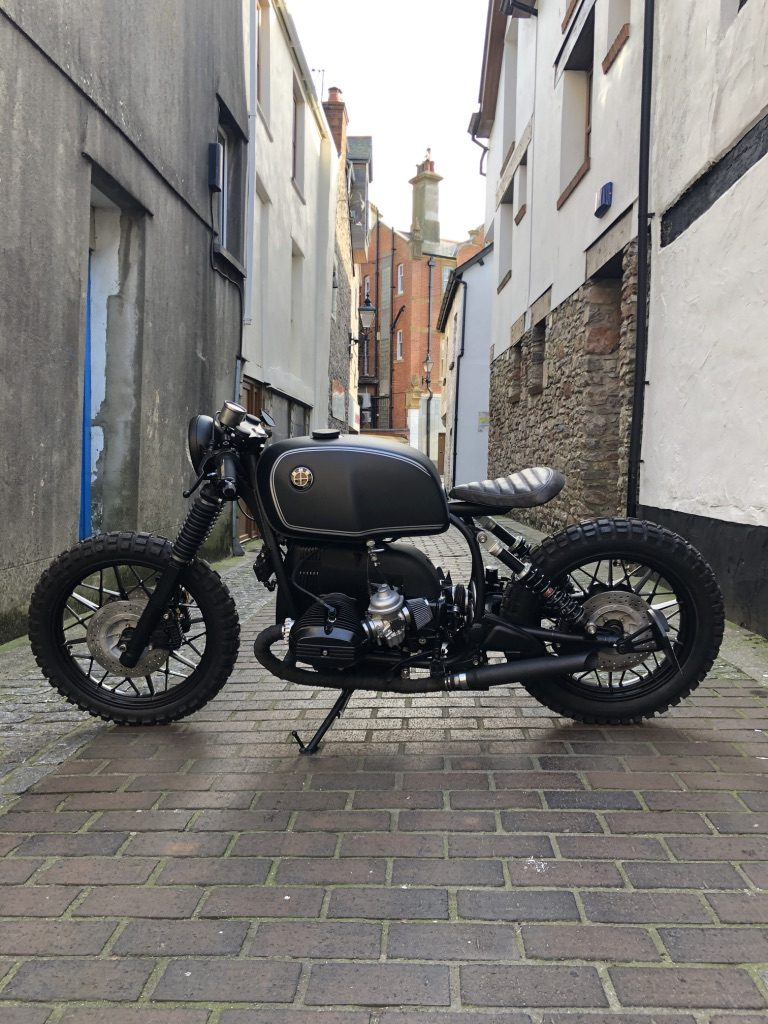 Cafe Racers Scramblers Customs Motos By Kevils Speed Shop Uk